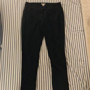 H&M black tuxedo pants